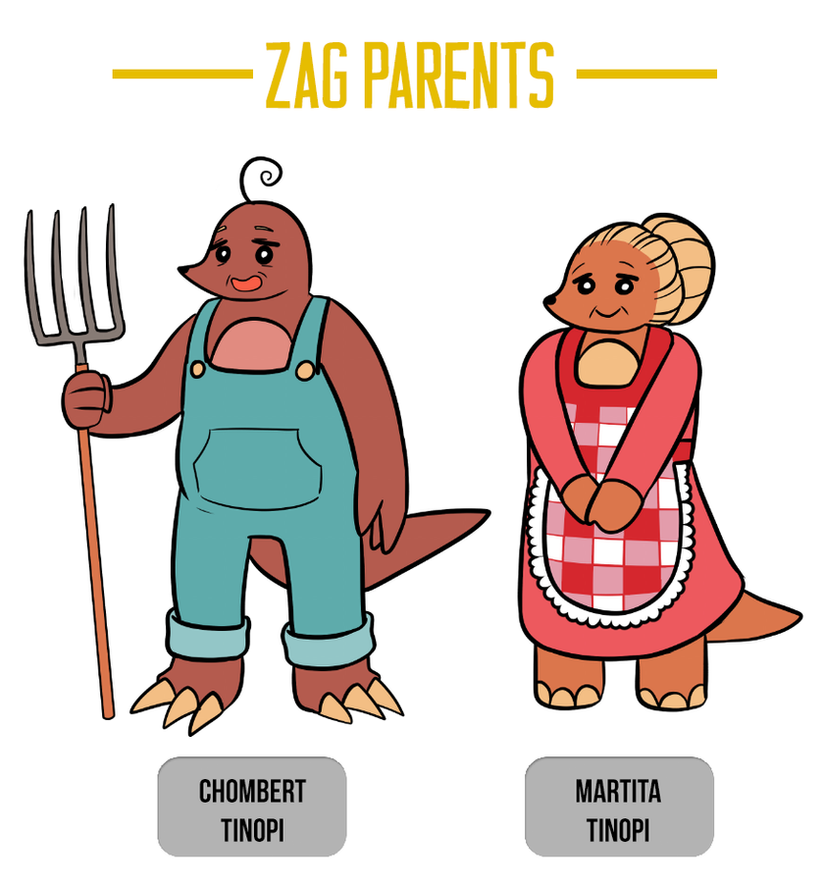 Zag's Parents