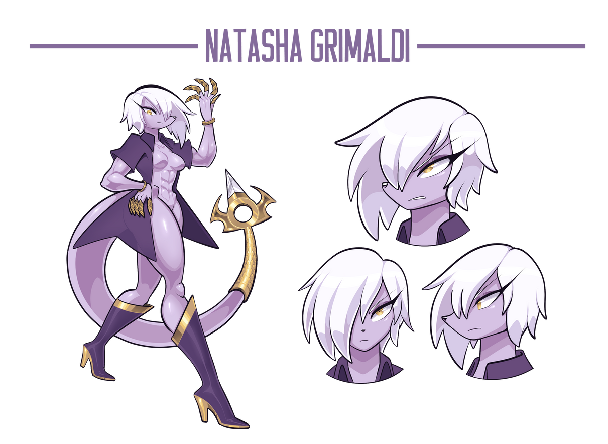 Natasha Grimaldi