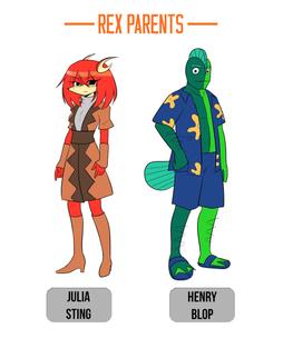 Rex's Parents