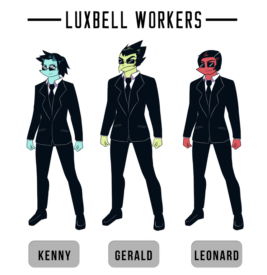 Luxbell Workers