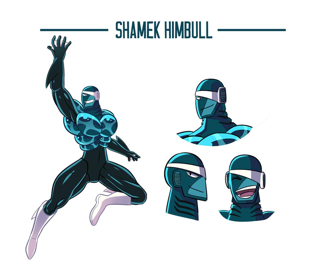 Shamek Himbull