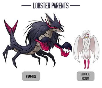 Lobster's Parents