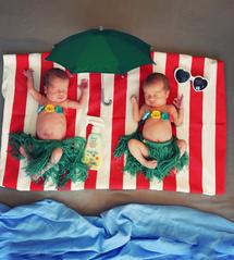 Yeni Doğan Bebek Çekimleri