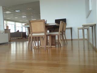 PISOS DE MADERA: Construcción de carpetas o cubiertas intermedias para su colocación