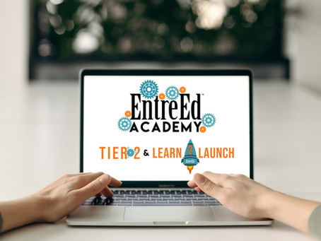 EntreEd Academy Releases Two New Digital Courses for K-12 Educators and Students