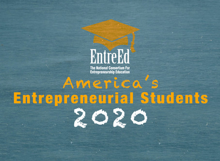 America's Entrepreneurial Students, Celebrating the Class of 2020