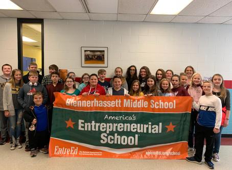 America's Entrepreneurial Schools in Wood County, WV