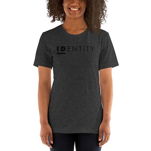 Black Identity Unisex Short-Sleeve T-Shirt
