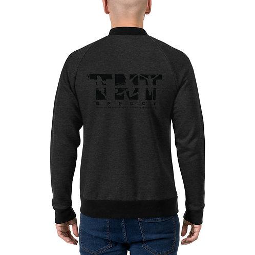 The TNT Effect Unisex Bomber Jacket