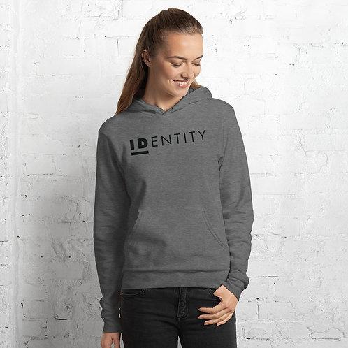 Black Identity Unisex Hoodie