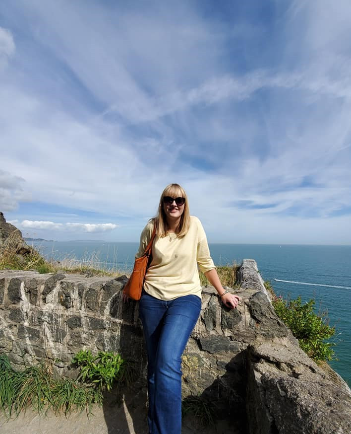 Irish fantasy author, Clare Campbell