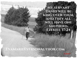 Ezekiel 37:24