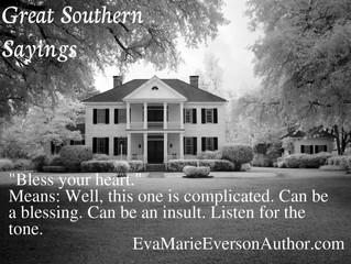 Southern Sayings #3