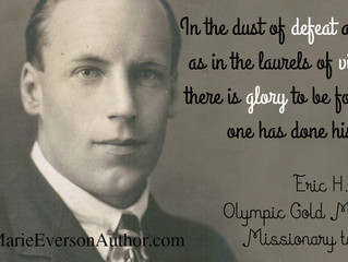 Eric Liddell Quote
