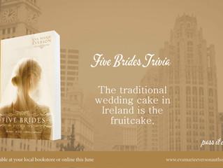 Five Brides Trivia (The Wedding Cake)