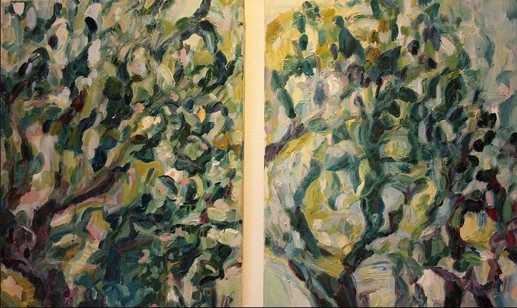 Olive (2016) (SOLD)