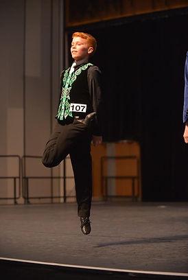 Angus Limbrey - Brosnan Academy of Irish Dance - Penrith Irish Dancing - Sydney - Beginner Irish Dancing - Australia Irish Dancing