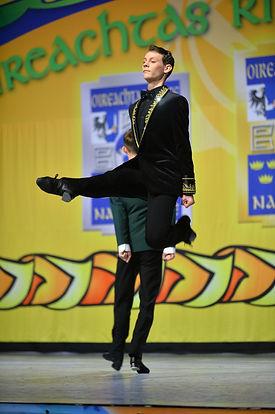 Will Limbrey - Brosnan Academy of Irish Dance - Penrith Irish Dancing - Sydney - Beginner Irish Dancing - Australia Irish Dancing