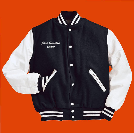 Waynesville Spartans Ladies Varsity Jacket