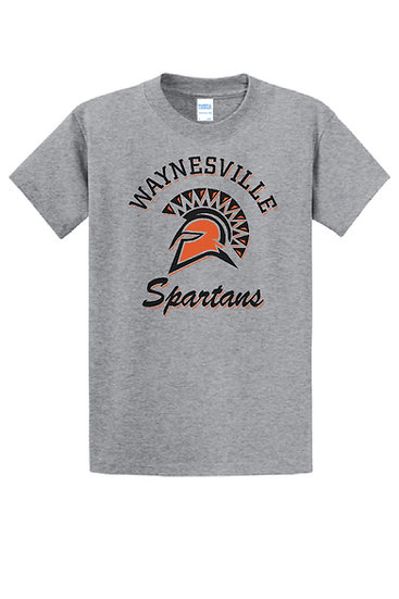 Retro Spartans T-shirt