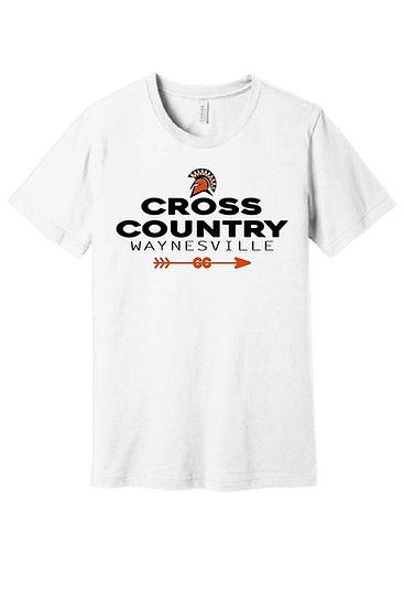 2021 WHS Cross Country Tee