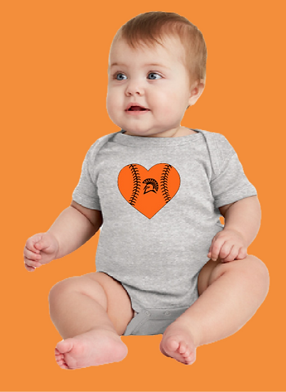 Spartan Baby! Toddler & Child Sizes Too!