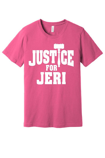 JUSTICE for JERI