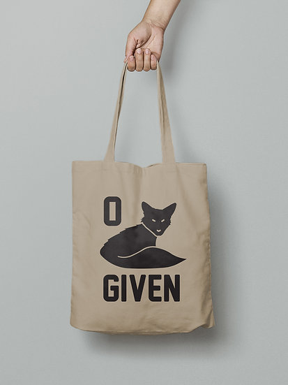 0 Fox Given Bag