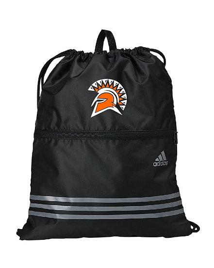 Adidas Zippered Cinch Backpack