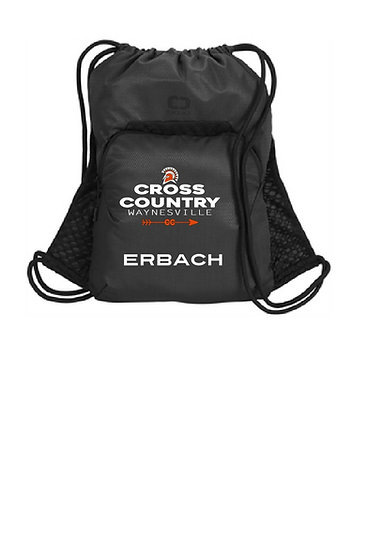 2021 WHS Cross Country Cinch Backpack