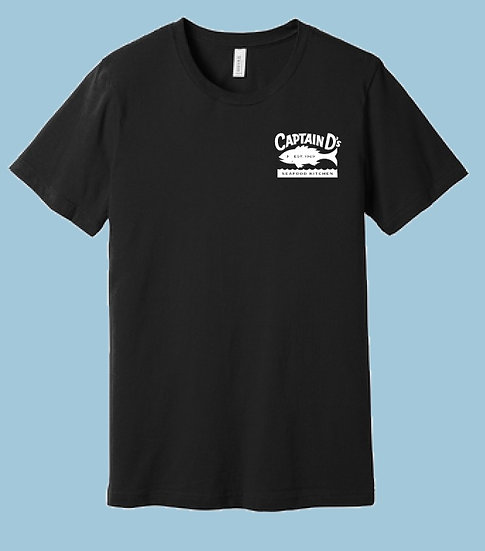 Captain D's Employee T-shirt
