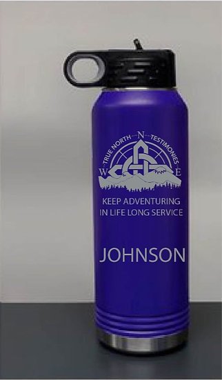 TNT 32oz. Water Bottle