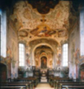 WLO 001 fahr klosterkirche richtung chor