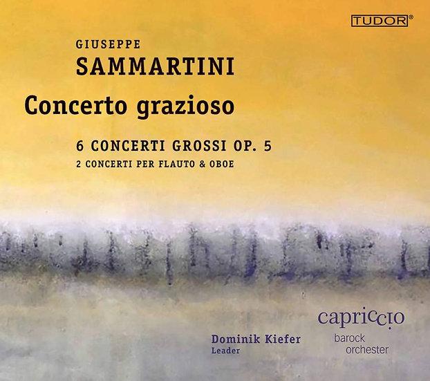 CD Concerto grazioso