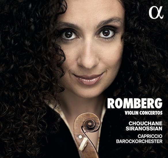Romberg - Violin Concertos