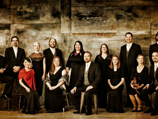 Review: Hark! The herald Rose Ensemble sings!