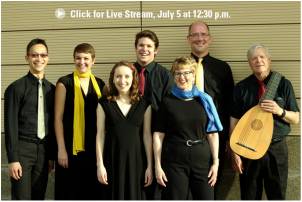 Eliza's Toyes on Sunday Afternoon Live at the Chazen