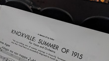 "Review: Samuel Barber's ""Knoxville: Summer of 1915"""