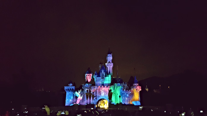 The Second Disneyland in Asia and the Third Outside U.S