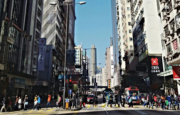 Mongkok - The Most Crowded Place in the World
