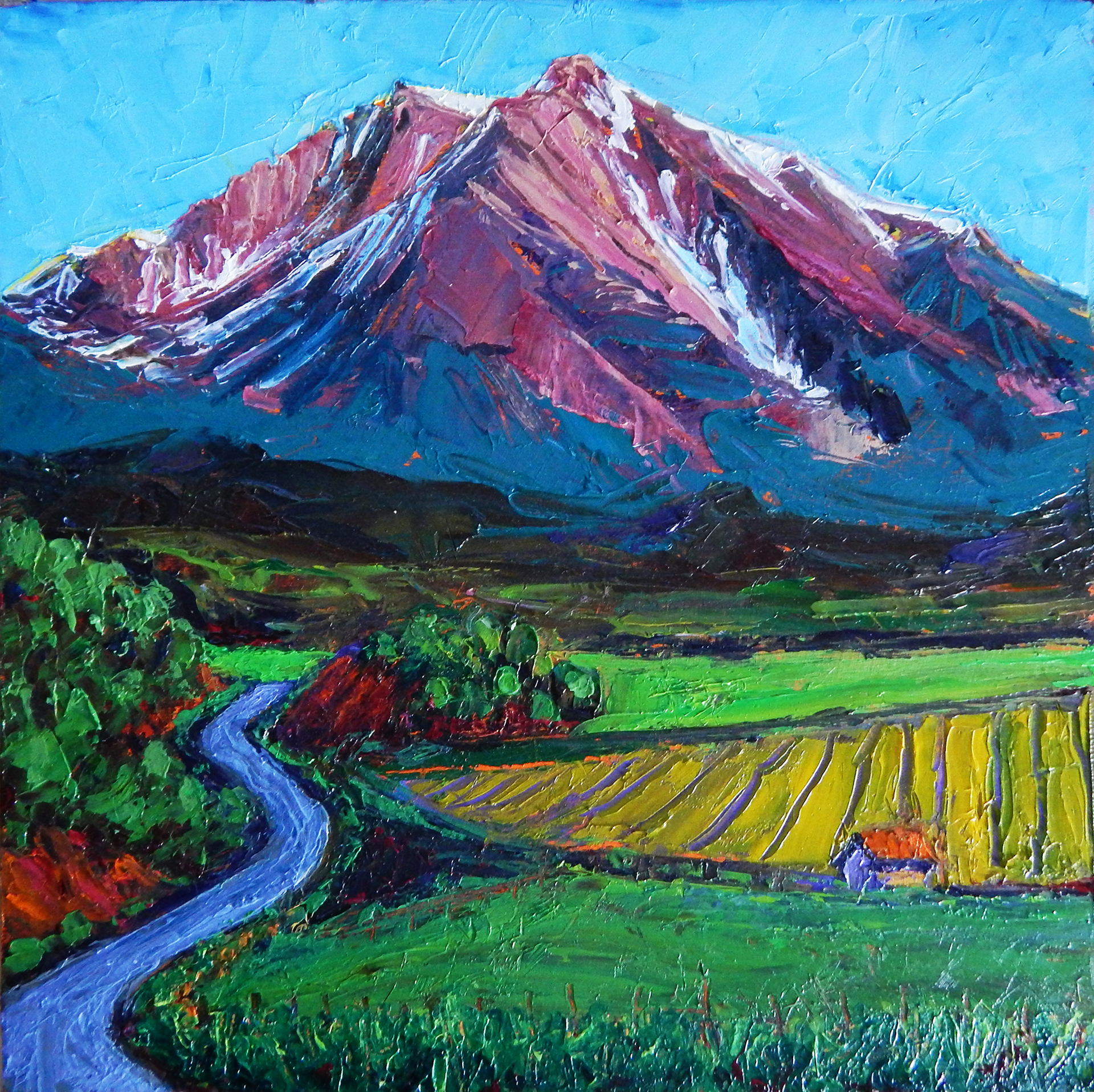 Mt Sopris Summer