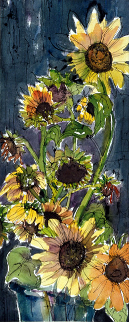 Karen's Sunflowers
