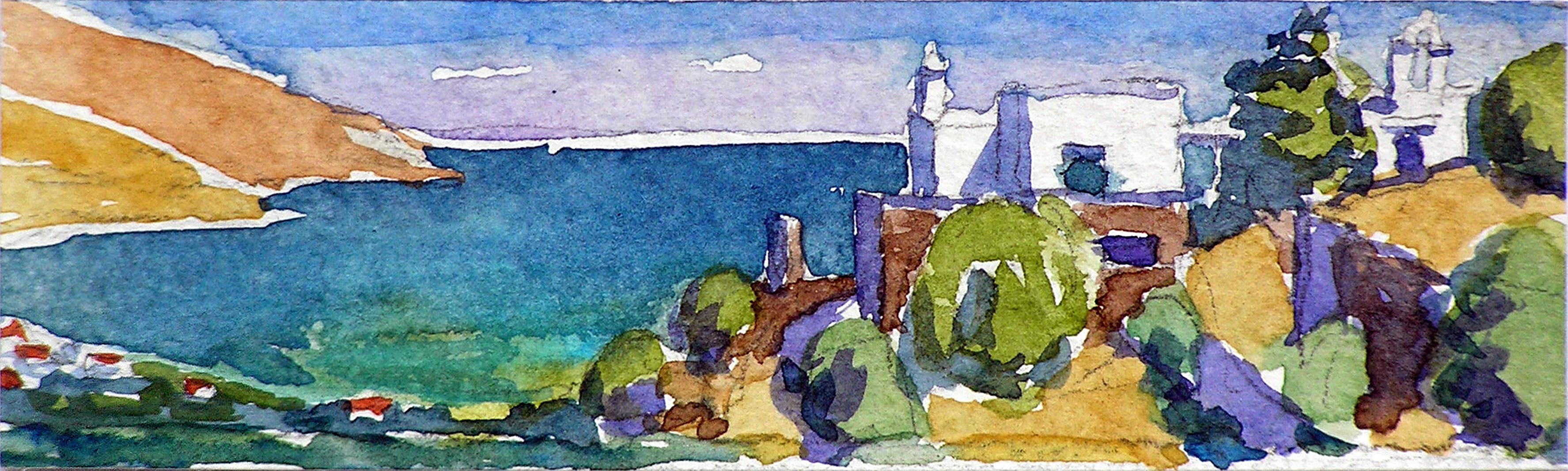 Anastasia's View, Andros