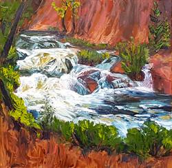 Frying Pan River Rapids