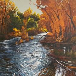 Frying Pan River, Fall