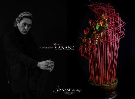 FLOWER Artistとして現在札幌を拠点に世界進出を進めている、YANASEが自身初となる作品集を年内に発売予定。
