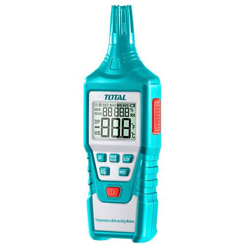Máy đo độ ẩm và nhiệt độ kỹ thuật số