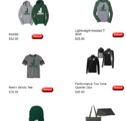 T-shirts, Hoodies, and Gear... Online!