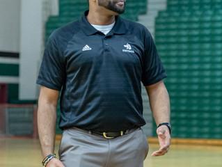 New Head Coach Mason Siddick.