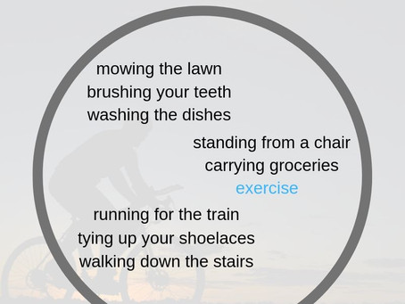 MOVEMENT VS EXERCISE